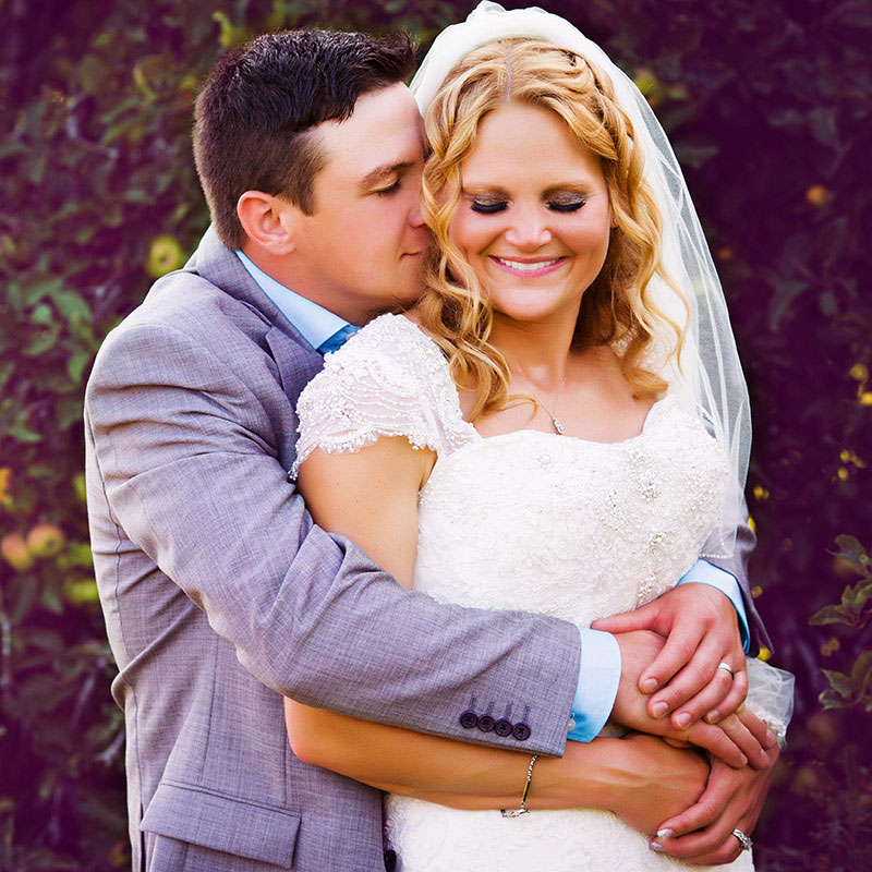 A Vintage Country Wedding
